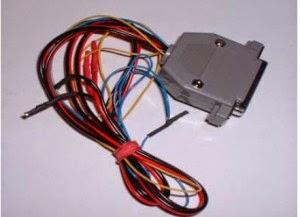 tachymétrique pro-câble à 1